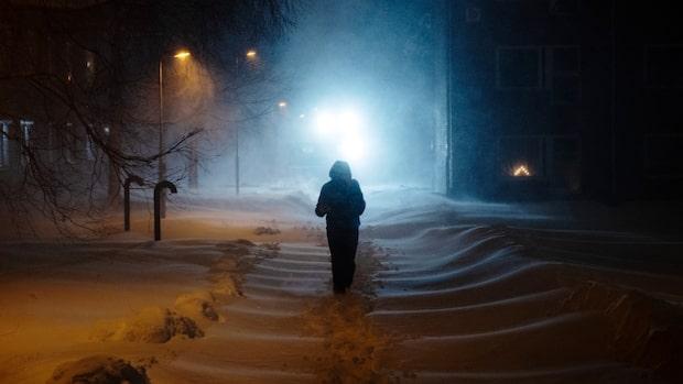 """Efter snökaoset –nu kommer kylan: """"Kanske under -30"""""""