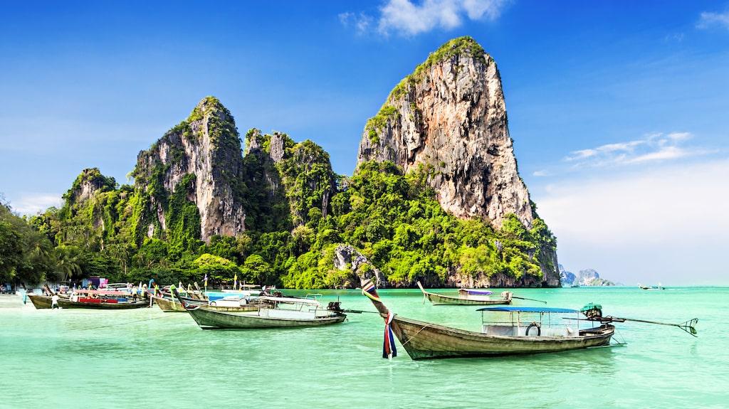 Paradisstrand – eller soptipp? Thailand tar nu krafftag mot rökning på stränderna.