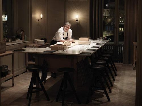 Mathias Dahlgrens nyöppnade Matbordet på Grand Hôtel