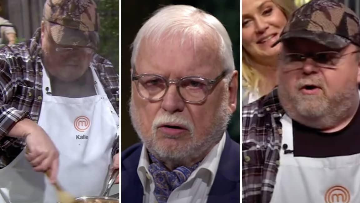 Kalle Moraeus känslokaos – efter Mannerströms ord