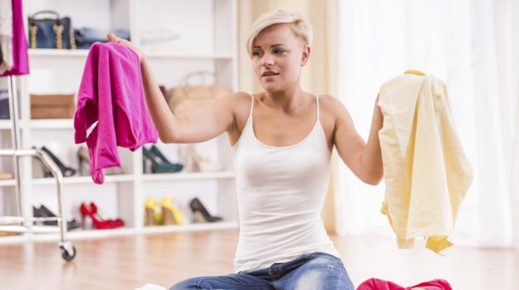 <p>Känns det som att du aldrig har något att ha på dig? Då är det läge att tänka om redan när du handlar kläderna. </p>