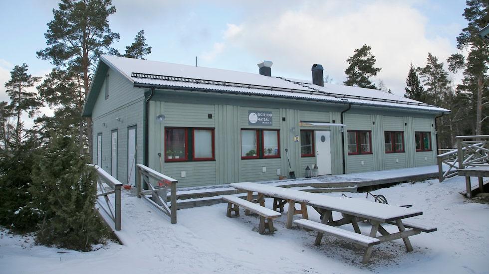 Svartsö skärgårdshotell & vandrarhem har dubbelrum från 760 kronor.