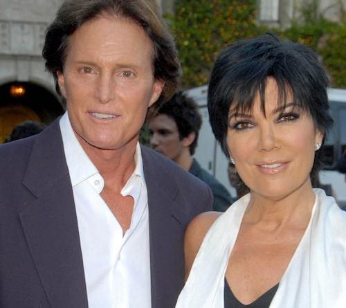 Bruce och Kris Jenners äventyr gjorde Kris generad.