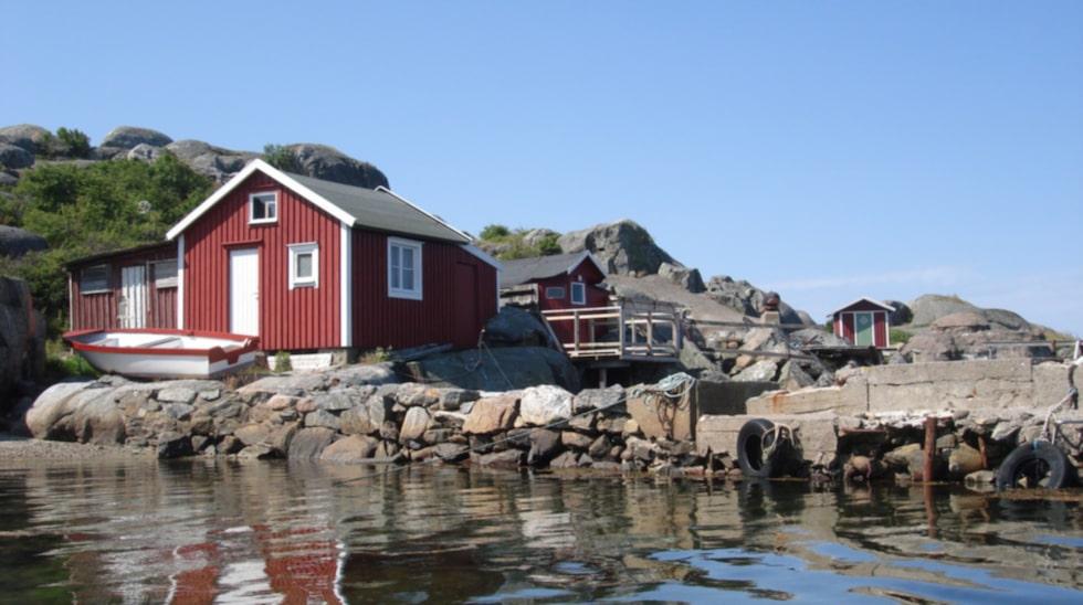<p>Ta båten till charmiga Hönö Klåva.</p>