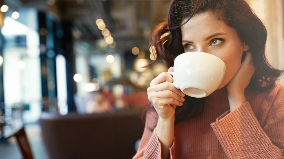 Kickstartar du varje dag med en nybryggd kopp kaffe?