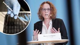 Skånes vaccinering öppnar för alla som har fyllt 18 år