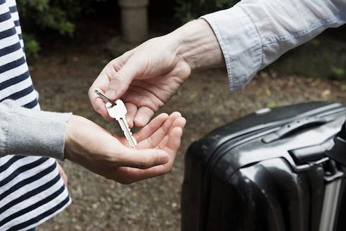 På Airbnb kan man ranka hyresvärdarna och bli populär!