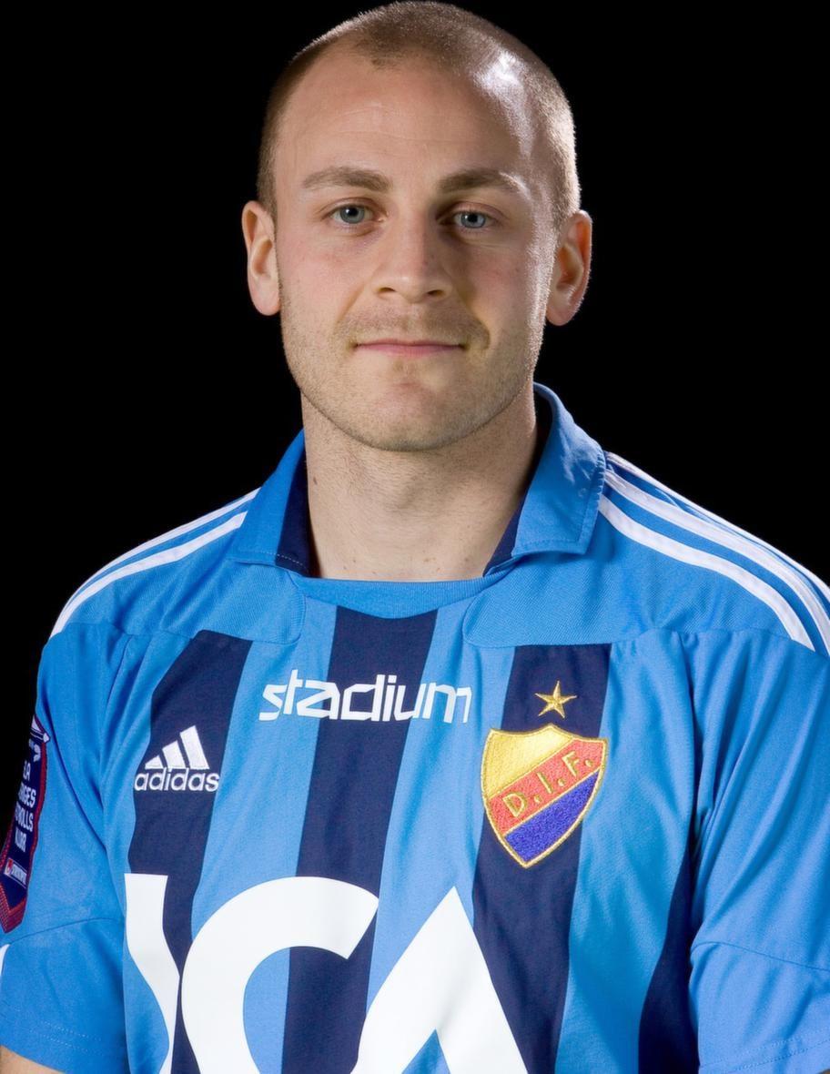 """<strong>&nbsp;Daniel Sjölund.</strong> Ålder: 29. Gör: Fotbollsspelare i Djurgårdens IF.<br>Anknytning till Åland: Uppvuxen i Finström på Ålands """"fastland""""."""