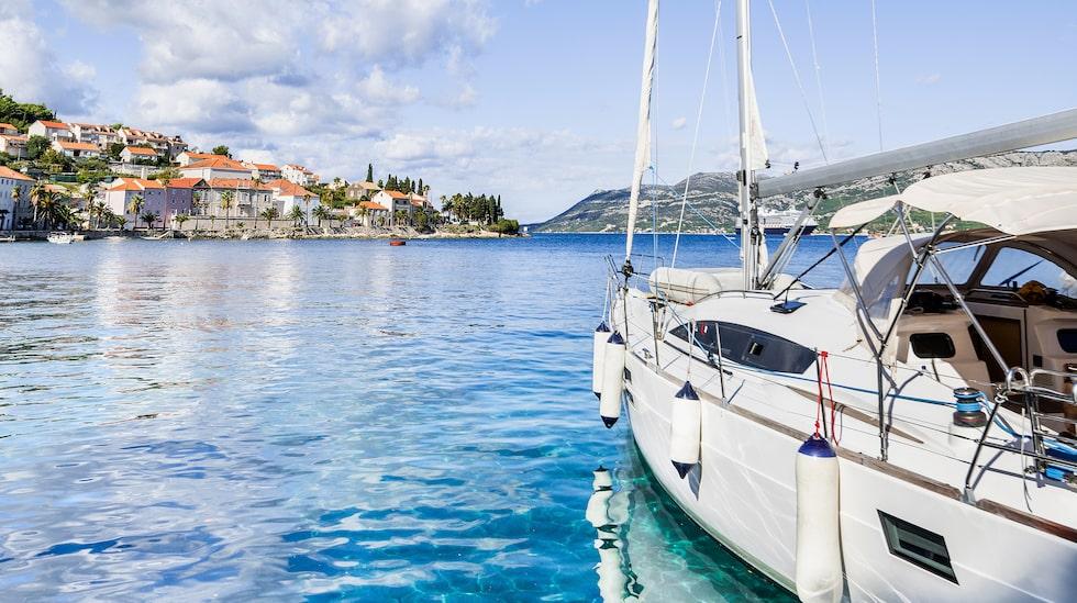 Segla och upptäck Kroatiens fantastiska övärld under en vecka.