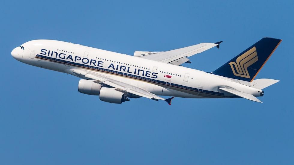 Singapore Airlines – vinnaren.