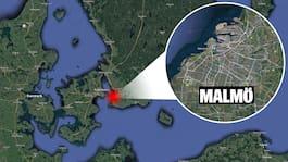 Skottlossning mot lägenhet i Malmö