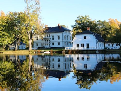 Från ca 10 000 kronor per natt, är priset för att bo i Uppsala.