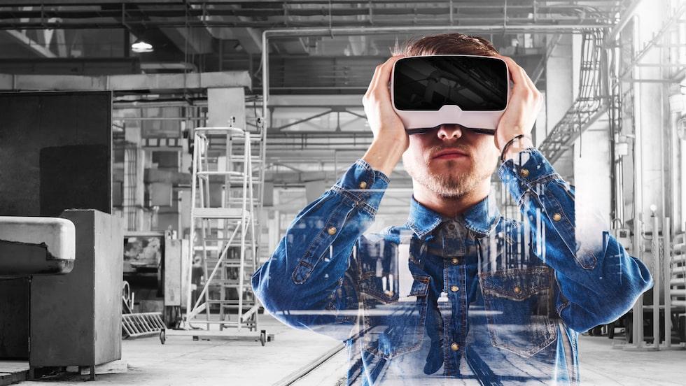 VR-glasögonen blev utsedda till årets julklapp av HUI Research. Blocket vill i stället uppmärksamma en begagnad årets julklapp då överkonsumtionen växer.