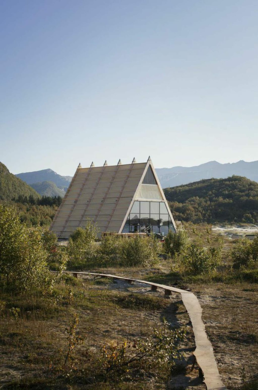 <p>Agora är en del av konst- och kulturprojektet SALT.</p><p><em>Salt Sauna, Bodö, Norge, (c) Marte Antonsen, salted.no</em></p>