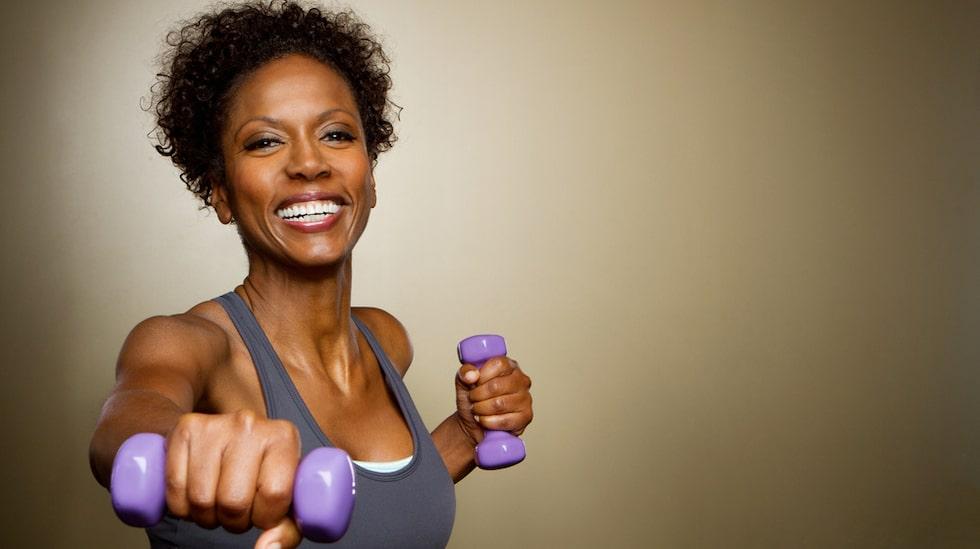 Forskarna kunde se en koppling mellan dålig eller svag styrka och för tidig död, de som var svaga hade en 50 procents högre risk för att dö i förtid