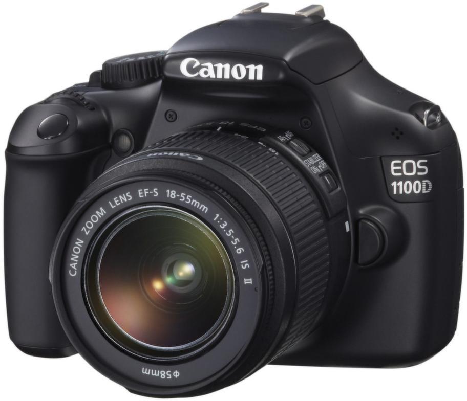 Canon EOS 1100D.