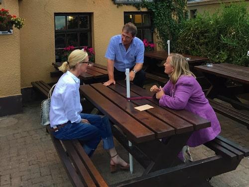 Goosers bar i Killaloe på Irland ägs och drivs av kockar som gärna diskuterar menyn.