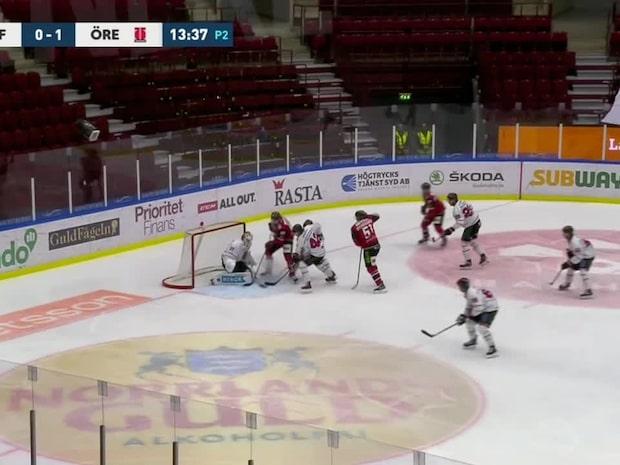 Höjdpunkter: Malmö blixtvände mot Örebro
