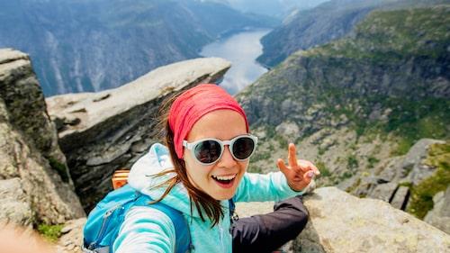 Vägen till Trolltunga är tuff, så förbered dig väl om du planerar att vandra i de norska bergen.