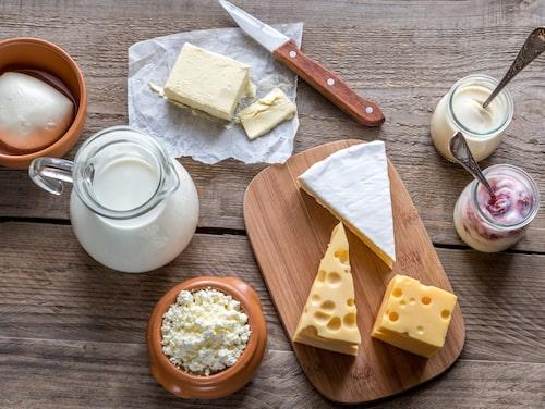 Fermenterade mjölkprodukter, som ost och yoghurt, ska vara bra för hjärthälsan, enligt tidigare forskning.
