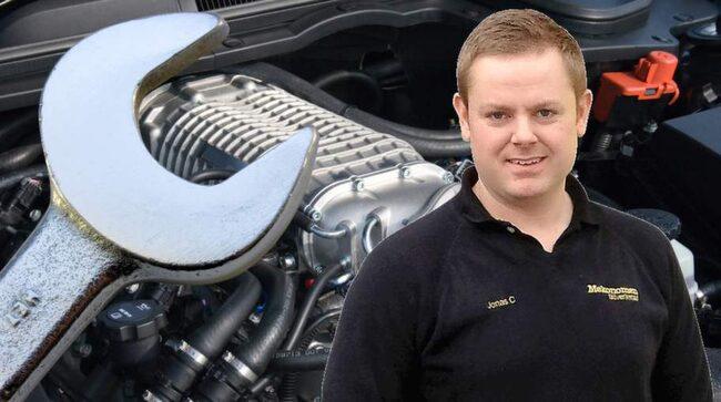 Jonas Carlsson är ALLT OM BILARS mekaniker-expert.