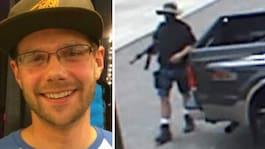 Hjälte stoppade mördare – då sköt polisen honom