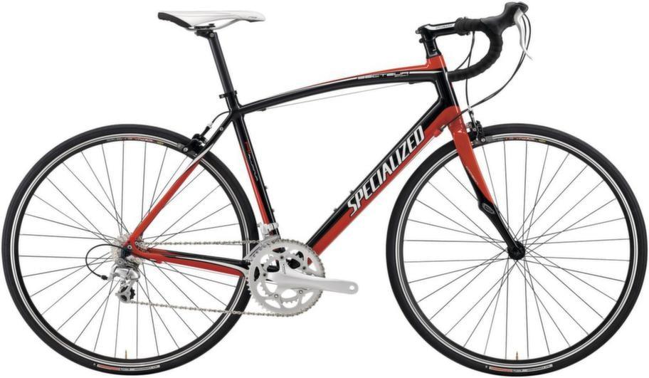 Racer<br>För dig som cyklar mycket. Allt onödigt är bortskalat för att cykeln ska bli ett lätt tränings- och tävlingsredskap. Specialized Secteur C2, ca 9 998 kronor