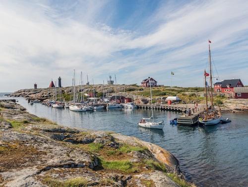 Göteborgs skärgård är fylld av mysiga öar.