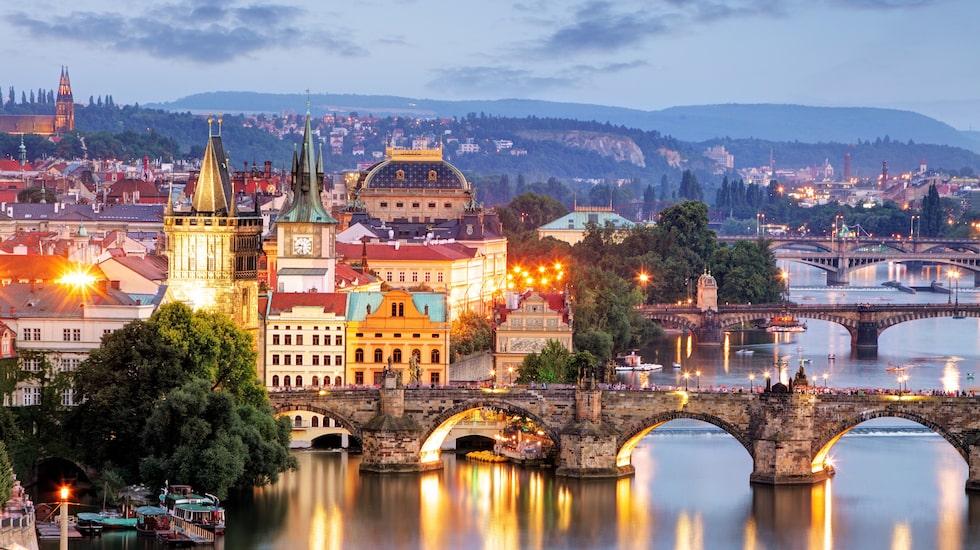 Den tjeckiska huvudstaden har blivit en favorit för många matintresserade.
