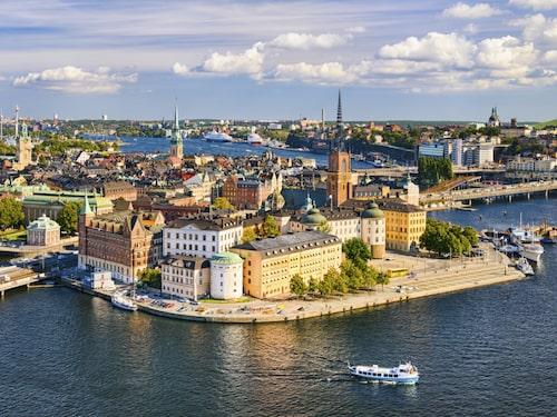 Stockholm – en av världens ståtligaste städer.
