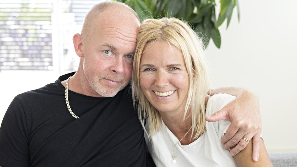 Kristiina och Marko har fem barn varav tre bor kvar hemma.