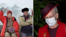 Smittspridningen stoppar Margrethe – än en gång