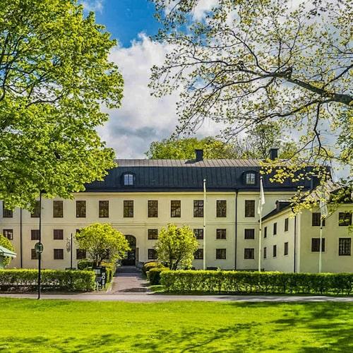 Besök kungliga Slottet under din Stockholmsvisit.
