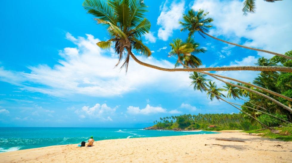 Det blir en dag på stranden! Gott om plats finns det också.