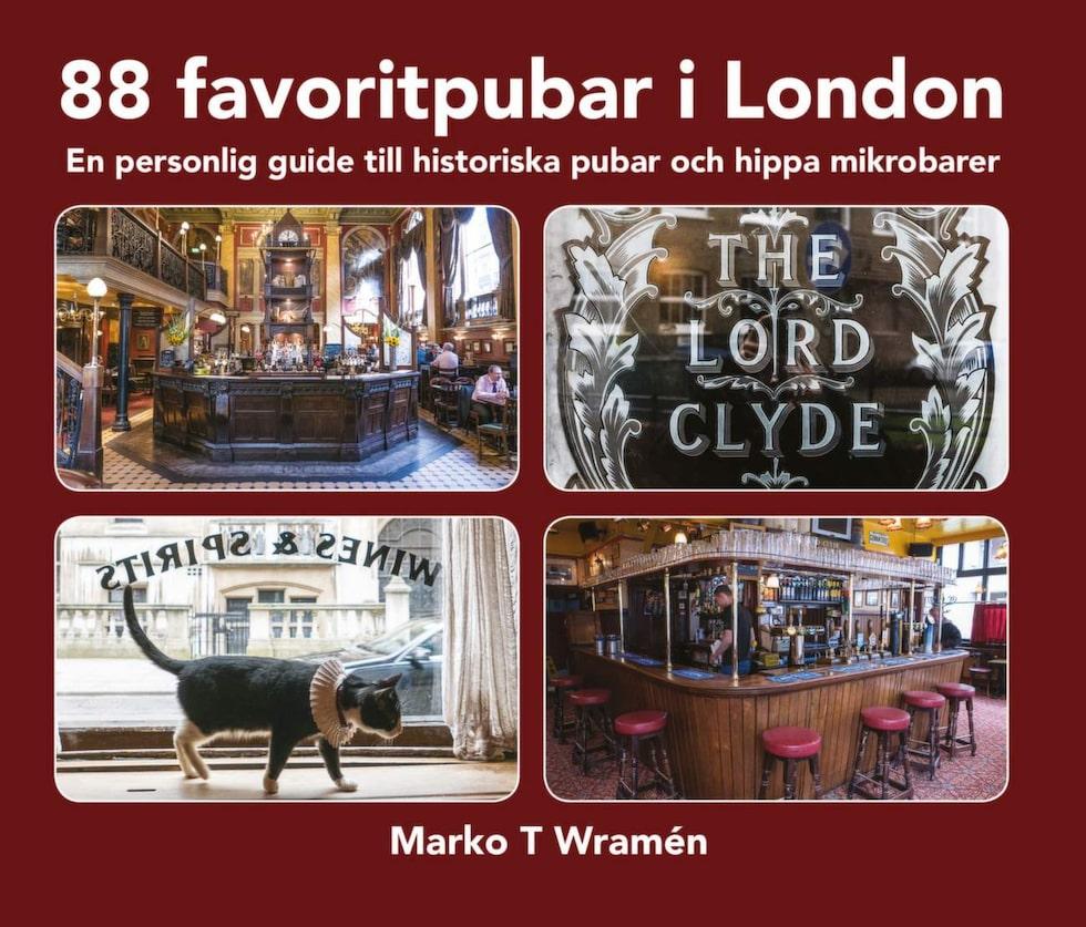 Guideboken: 88 favoritpubar i London.