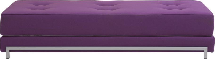 Dagbädd Squiz är en dubbel dagbädd i textil, 4 799 kronor, Ilva.