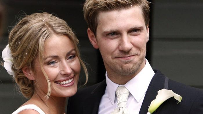Linus och Jessica har två barn tillsammans. Nu är de skilda.