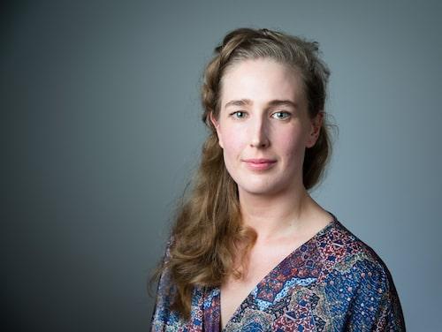 Laura Björnström, ST-läkare i akutsjukvård på Södersjukhuset.