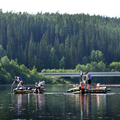 Klarälven rinner genom Värmland.