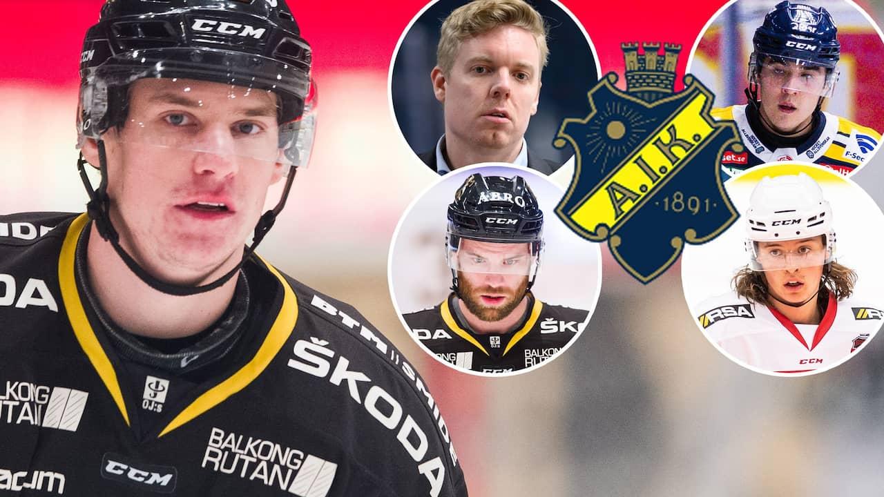 """Den värvningen är ett måste för AIK"""""""