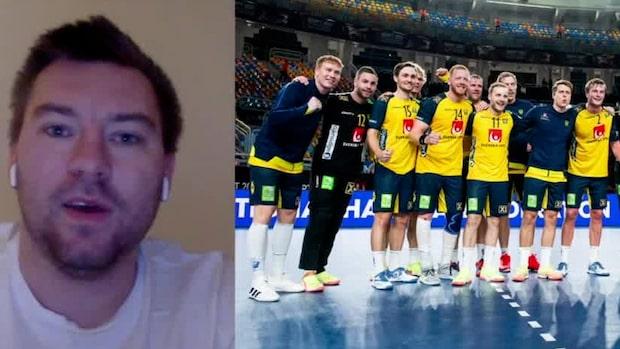 """Sverige sänkte Egypten: """"Vilken moral man visade"""""""