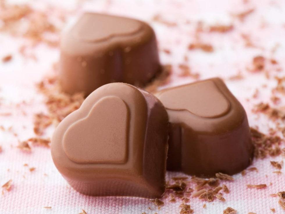 Snart kan du äta choklad i medicinskt syfte.