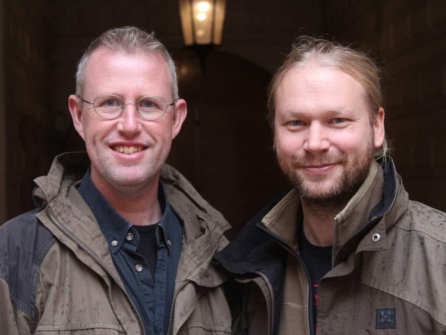 """Martin Emtenäs har tillsammans med naturfotografen Mikael Gustafsson gett ut boken """"Upplev Sveriges natur""""."""