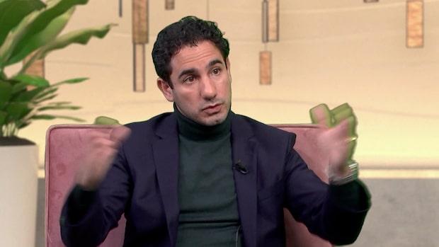 """Ardalan Shekarabi: """"Vi kan inte ha en stor invandring de kommande åren"""""""