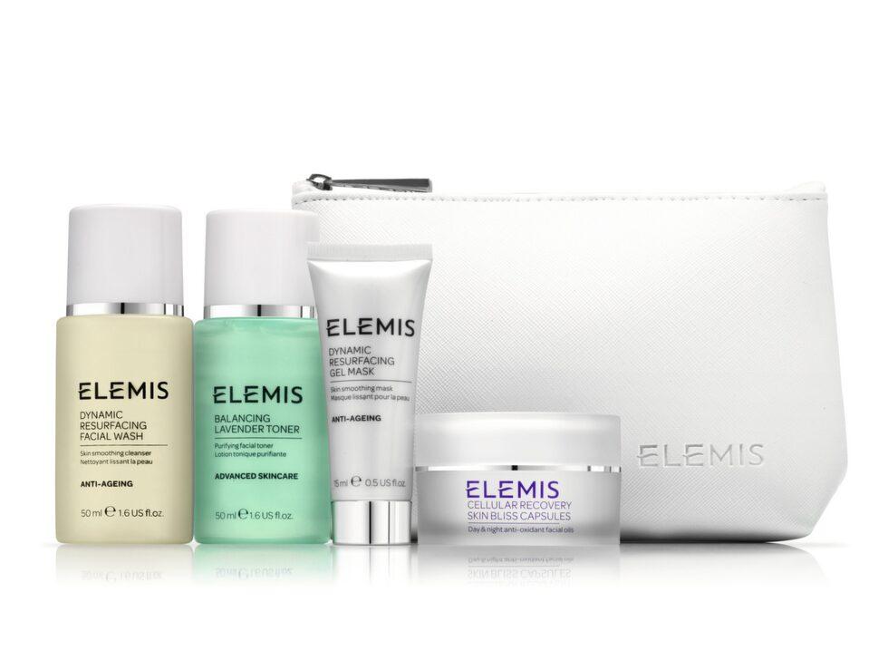 Starter kit resurfacing collection, Elemis.
