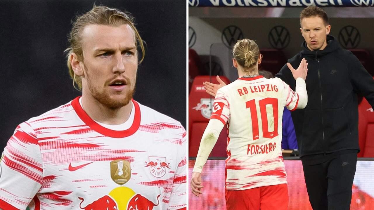 Spelet bakom Forsbergs förlängning med Leipzig