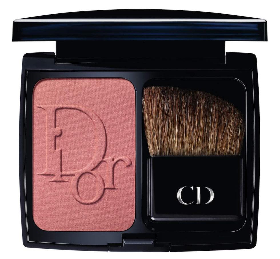 Fräsch färg. Diorblush, ger snabbt en friskare och fräschare look, 450 kronor, www.kicks.se