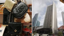 Svensk lyxbutik kopplas till italiensk terrorgrupp