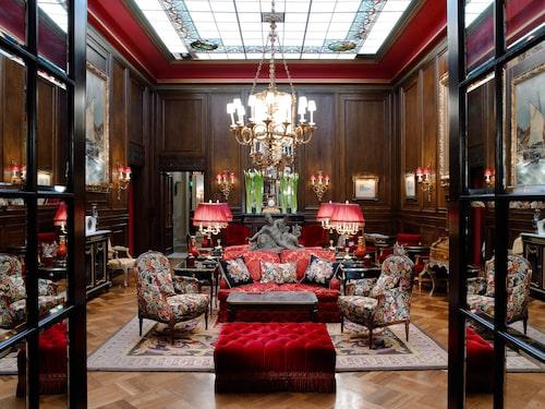 Hotel Sacher i Wien är den berömda Sachertårtans hem och födelseplats, och därmed en toppattraktion för chokladälskare.