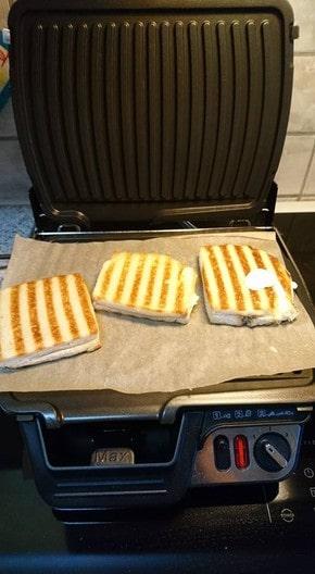 Följer du Karins tips kan också de medlemmar som har glutenintolerans använda samma grill, vilket de inte kunnat tidigare.